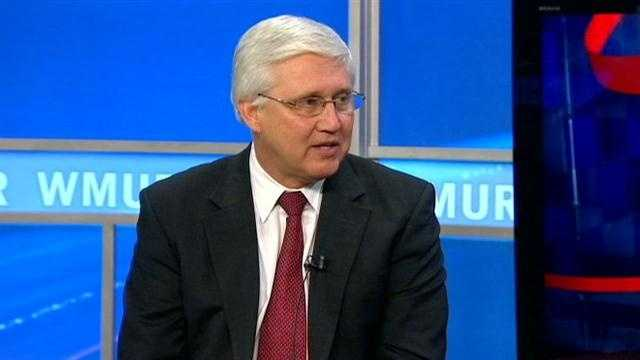State Senate President Chuck Morse