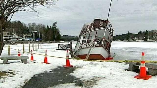 Owners hope to repair sunken restaurant