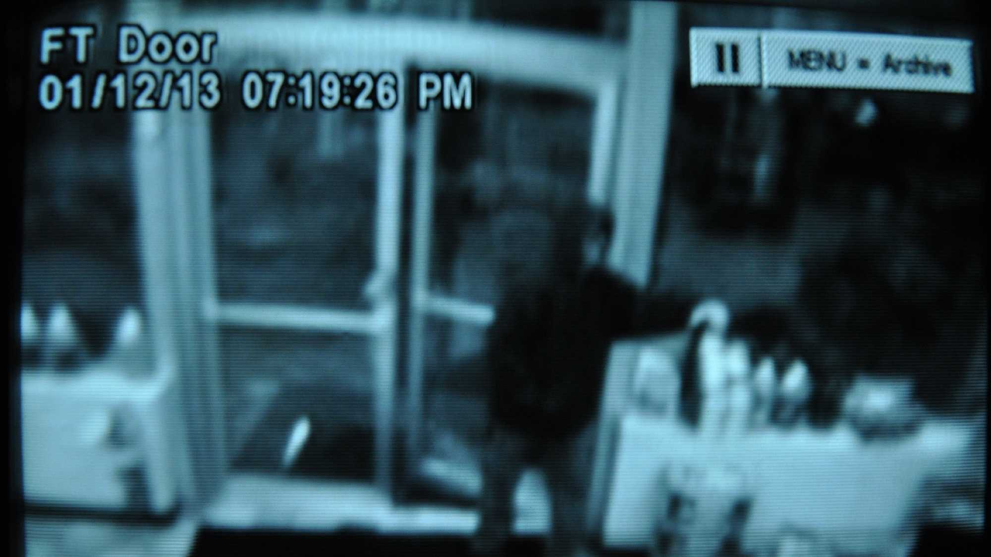 Portsmouth Mobil Robbery