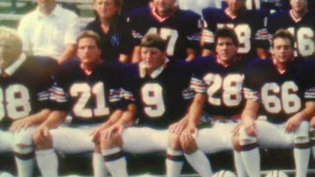 Kelly represented New Hampshire in the Shrine Maple Sugar Bowl his senior season.