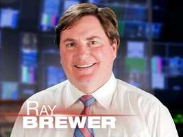 All month long, we're getting to know the Daybreak team a little bit better. Today, we take a look at 25 things you may not know about reporter Ray Brewer.