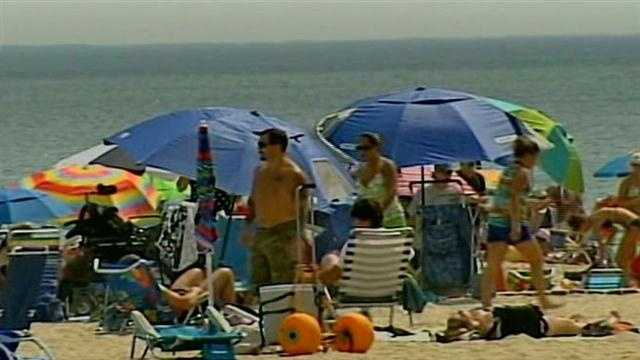 Trend shows warming climate in NH