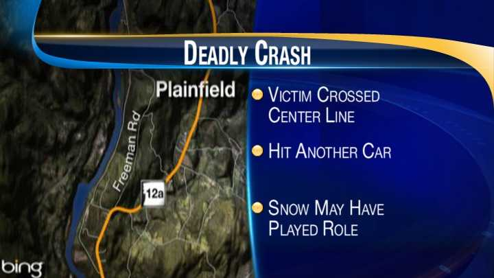 Fatal accident in Plainfield