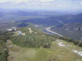 """When Tom hears the words """"New Hampshire,"""" he thinks of the beautiful mountain views."""