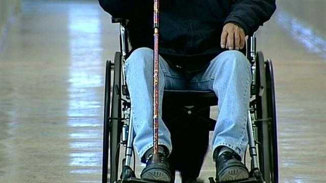 A proposal in Concord would grant property tax relief to veterans who are disabled because of combat injuries.