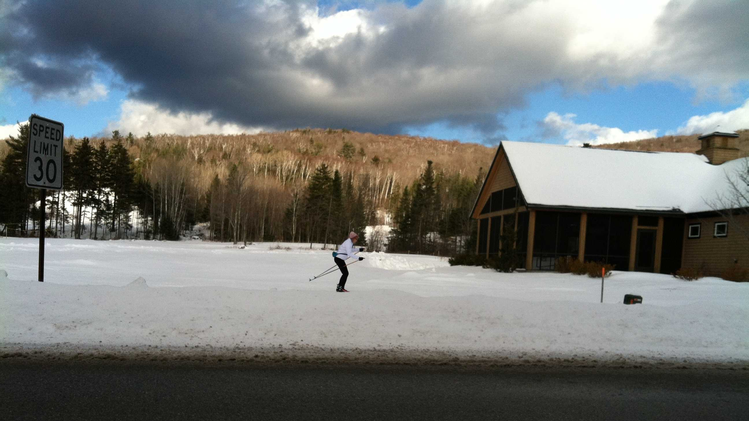 Cross Country Skiing generic