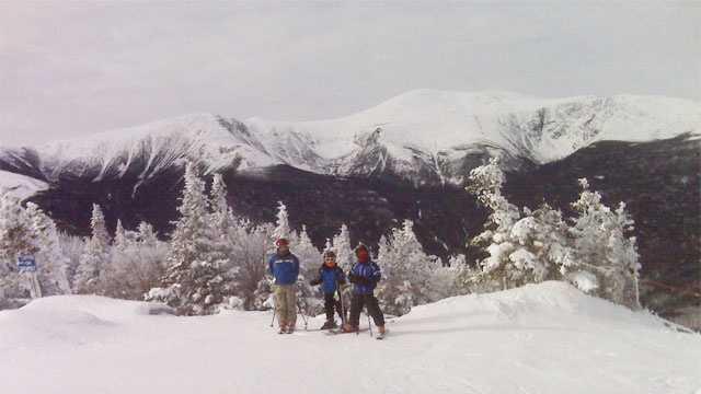 Wildcat Mountain skiing generic