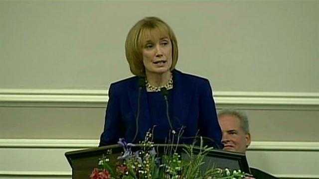 Governor works on budget plan