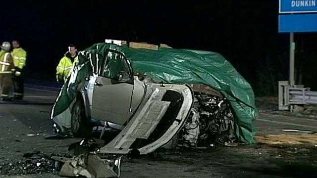 Four people killed in Hillsborough crash