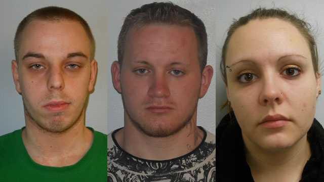 Concord drug arrests