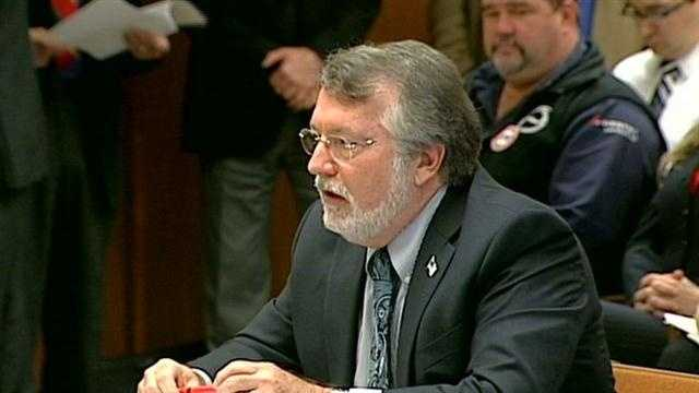 O'Brien once again pushes for right-to-work