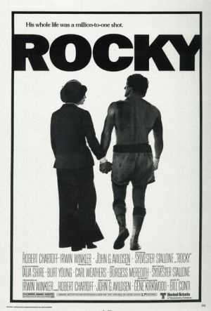 "Jamie's favorite movie? ""Rocky. I saw all of them with my brother. Great times,"" Jamie said."