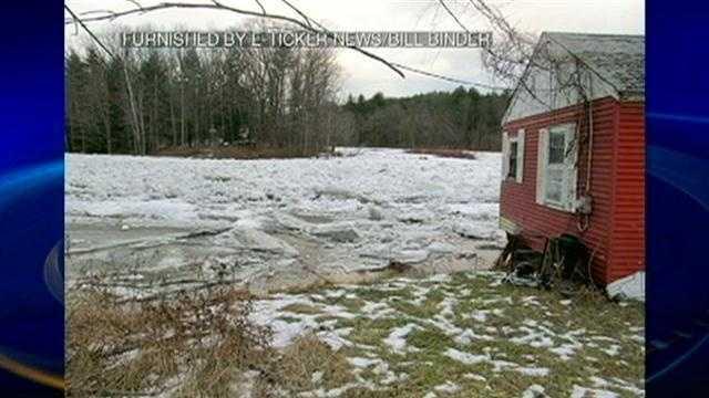 Claremont River Evacuations