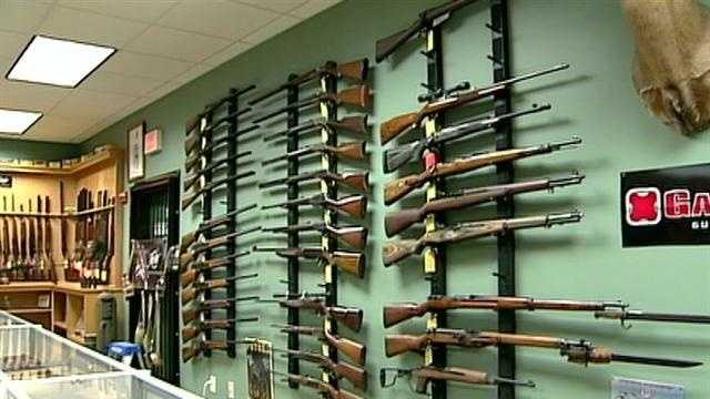 Poll shows support for some gun-control measures