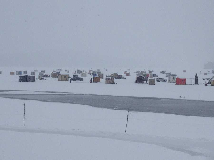 Great Meredith Rotary Ice Fishing Derby