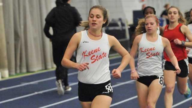 Marie Whitney running