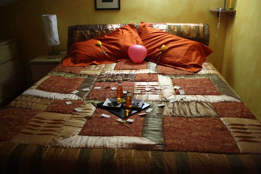 Some viewers joked that the bedroom was their favorite place for romance.