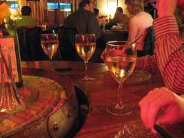 Seafood fans may want to make reservations at UnWine'd in Manchesterfor their romantic dinner, according to viewers. Therestaurantis offering lobster dinner specials for Valentine's Day that will last through the weekend.