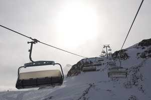 For those of you still looking for that special someone our viewers recommended speed dating, chairlift style. Black Mountain is one of several local mountains that hosts speed dating on chairlifts.