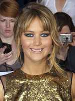 """Which celebrity would play Jennifer in a movie about her life? """"Jennifer Lawrence, because she would make sure the odds are in my favor,"""" Jennifer said."""