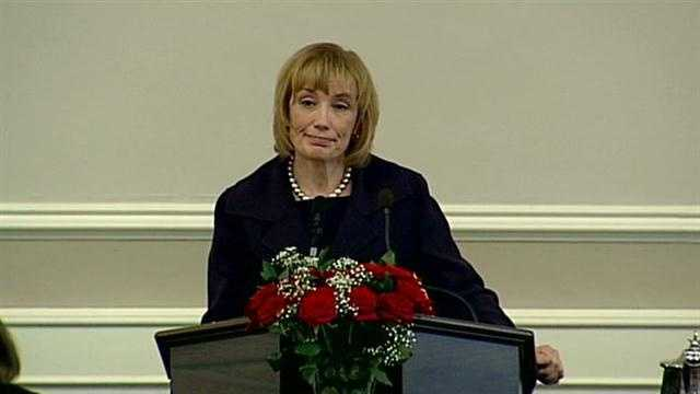 Hassan outlines budget plan
