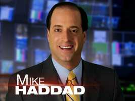 All month long, we're getting to know the team a little bit better. Today, we take a look at 25 things you may not know about chief meteorologist Mike Haddad.