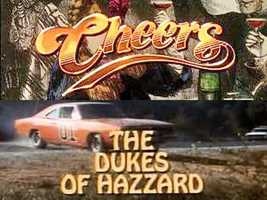 Mike's favorite TV shows growing up were Cheers, Happy Days and The Dukes of Hazzard.