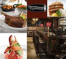 """Mike's favorite restaurant? """"There are many great places to eat, but I would have to say the Hanover Chop House,"""" Mike said."""