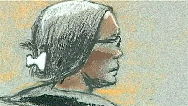 Jury says woman lied about role in genocide