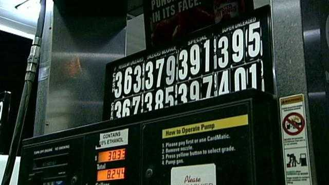 State lawmakers considering rise in gas tax.