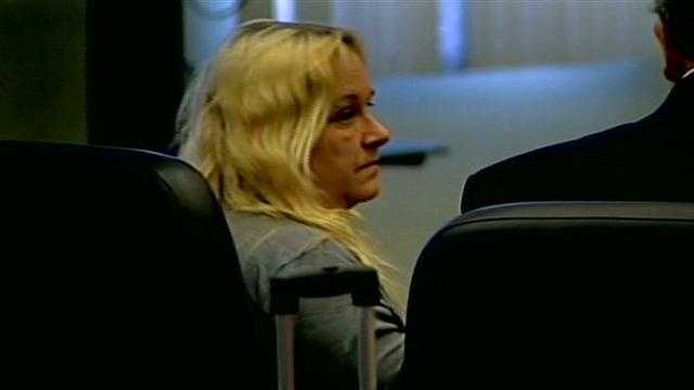 Jury says woman starved young boy