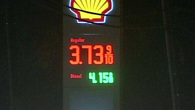 Gas prices continue to rise in New Hampshire