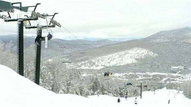 Escape Outside: Fresh snow at ski areas