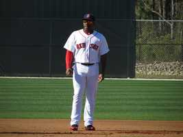 Jackie Bradley Jr. (OF) - Salary N/A