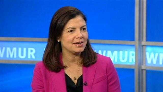 U.S. Sen. Kelly Ayotte discusses her frustration on the lack of action regarding the sequestration.