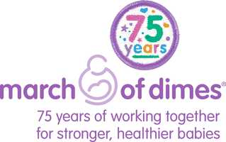 The March of Dimes celebrates 75 years of healthier babies