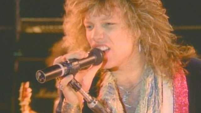 Bon Jovi 1985, In and Out of Love video