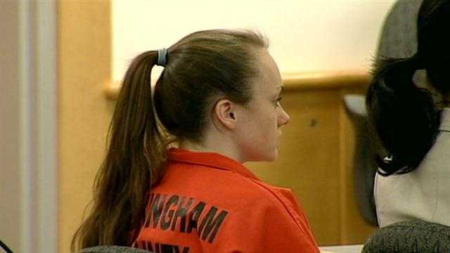 Prosecutors accuse woman of telling son what to say