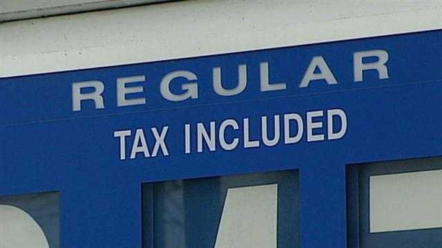 House approves 15-cent gas tax increase