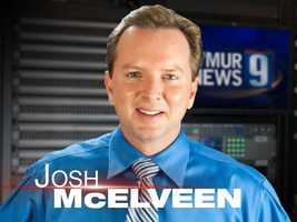 All year long, we've been getting to know the newsteam a little better. Today, we take a look at 25 things you may not know about Josh McElveen.