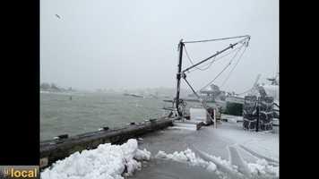 Scituate Fish Pier