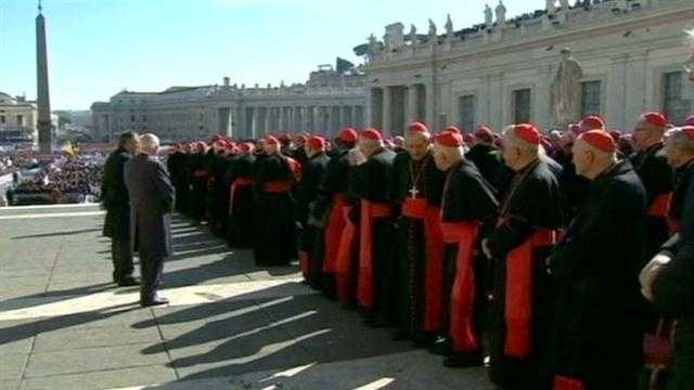 Boston Cardinal contender for Pope.