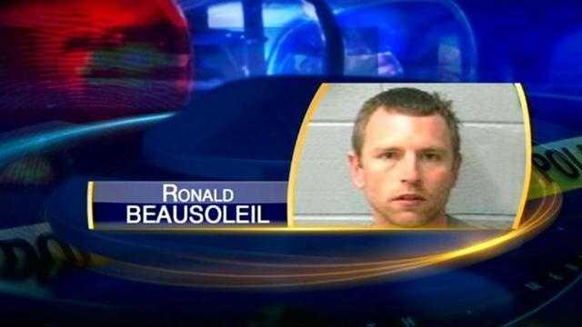 Man accused of touching girl at Walmart