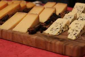 """What is the one food Jean can't live without? """"It's a toss-up between cheese and..."""