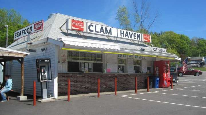 "When it comes to picking a favorite restaurant Jean said it is impossible to pick just one. ""I love The Common Man and I'm happy as a clam at Clam Haven in Derry. Then I'll grab an ice cream cone at the Ice House in New Castle,"" said Jean."