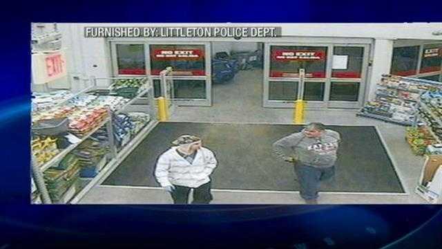 Police seek persons of interest in Littleton jewelry heist