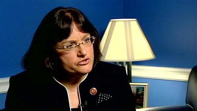 Rep. Annie Kuster of New Hampshire discusses her first few months as a rookie member of Congress.