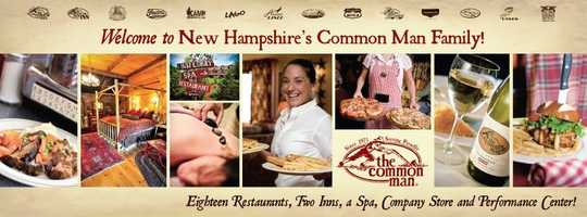 """What is Josh's favorite restaurant in New Hampshire? """"So tough to narrow it down, there are so many great ones… for brunch we can often be seen at the Atkinson Country Club. For family dinners we frequent T-Bones and The Common Man, among many others,"""" said Josh."""