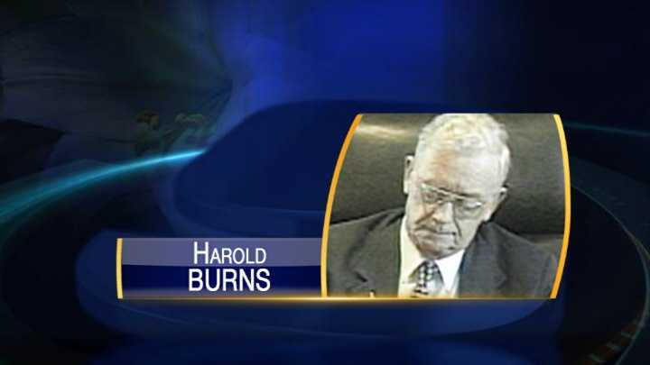 Former NH House Speaker Harold Burns has died.