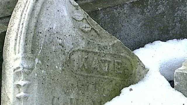 Nashua Cemetery Vandalism